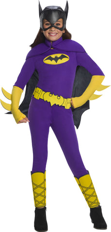 Batgirl Deluxe-Child Costume