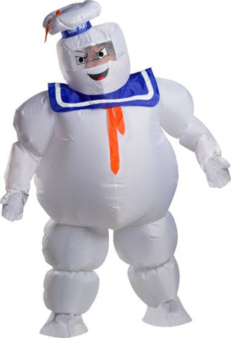 Inflatable Stay Puft Costume-Adult Costume