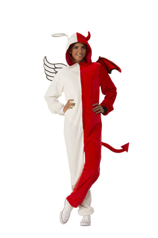 Onsie Angel Demon-Adult