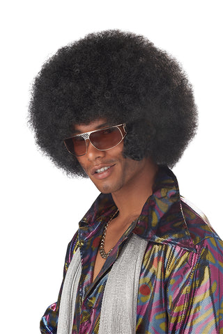 Afro Chops Wig-Adult