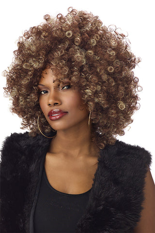 Fine Foxy Fro Wig-Adult