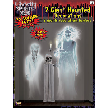 Ghostly Spirits-Ghostly Wall