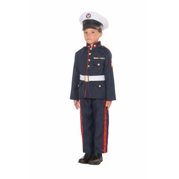 Formal Marine-Child Costume
