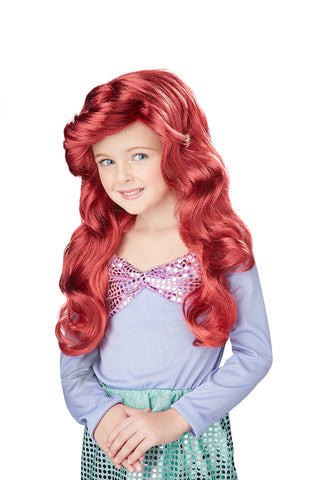Lil' Mermaid Wig-Child