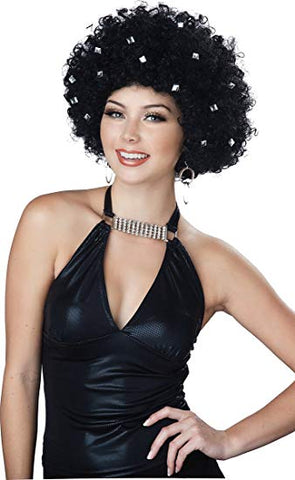 Party All Night Wig-Adult