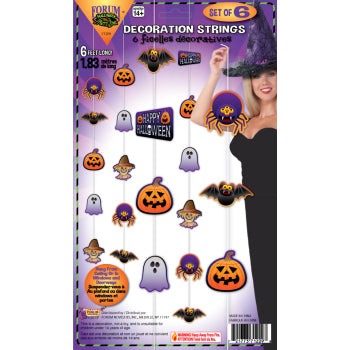 Halloween Party Dangler Decor