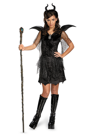 Maleficent Gown-Teen
