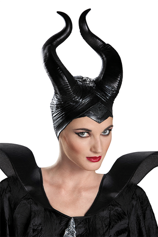 Maleficent Horns Deluxe-Adult