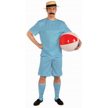 Beachside Clyde-Adult Costume