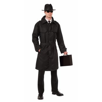 Secret Agent Trench Coat-Adult