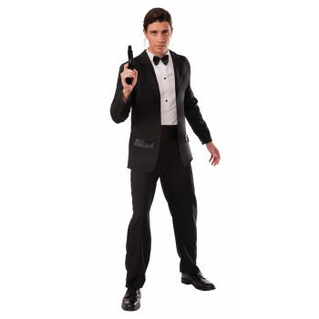 Secret Agent-Adult Costume