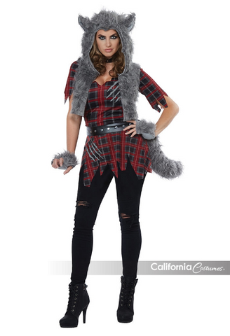 She-Wolf Adult Costume