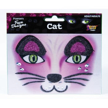 Face Designs-Cat