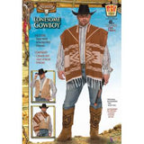 Western Lonesome Cowboy-Adult Plus