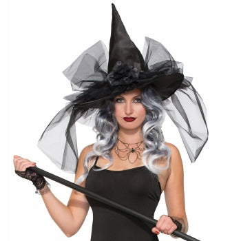 Witch & Wizard Hat-Adult