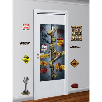 DECOR KIT - ZOMBIE