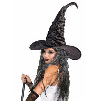 Vintage Witch Hat-Adult Costume Accessory