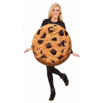 Chocolate Chip Cookie-Adult Costume
