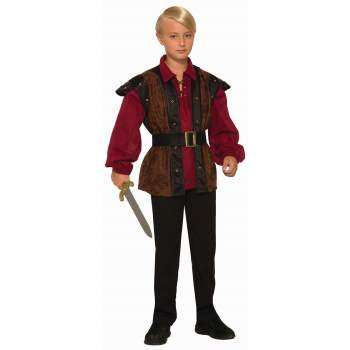 Renaissance Faire Boy-Child Costume