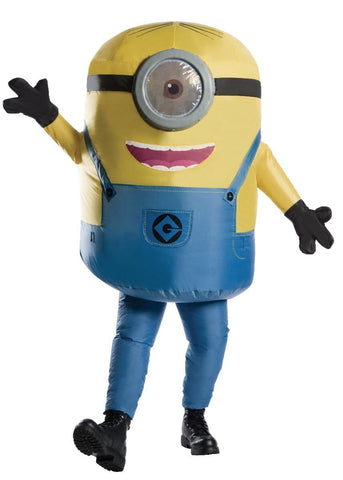 ADULT INFLATABLE MINION-STUART