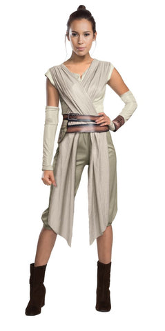 Star Wars Rey Costume-Adult Costume