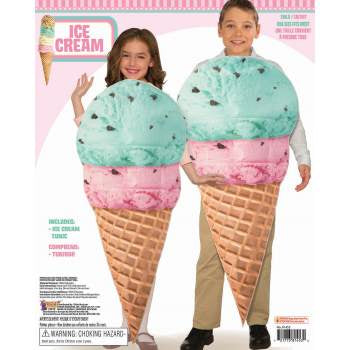 Ice Cream Cone-Child Costume