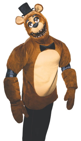 Five Nights Freddy Costume-Adult