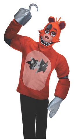 Five Nights Foxy Costume-Adult