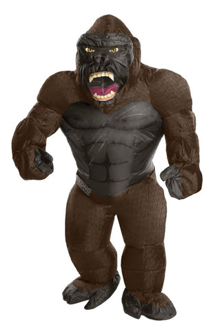 Inflatable King Kong Costume-Adult