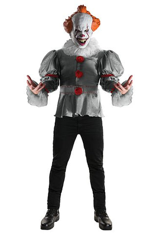 Pennywise Costume-Adult