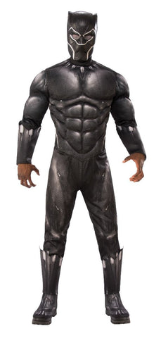 Black Panther Deluxe-Adult Costume