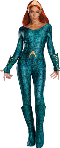 Aquaman Mera Deluxe-Adult Costume
