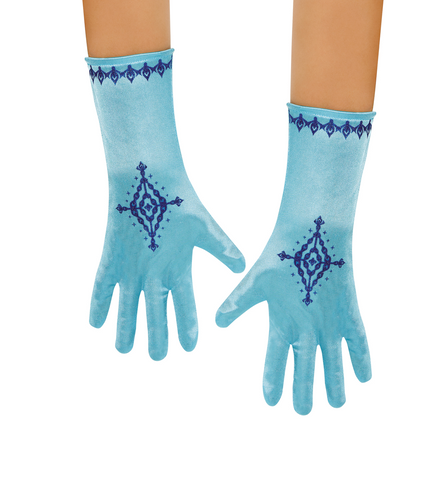 Anna Gloves-Child Costume Accessory - ExperienceCostumes.com
