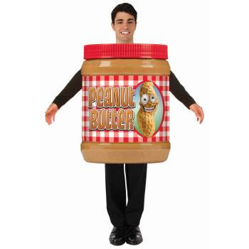 Peanut Butter Costume-Adult