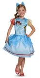 My Little Pony Rainbow Dash-Child Costume - ExperienceCostumes.com