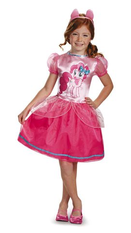 My Little Pony Pinkie Pie-Child Costume - ExperienceCostumes.com
