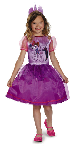 My Little Pony Twilight Sparkle Classic-Child Costume - ExperienceCostumes.com