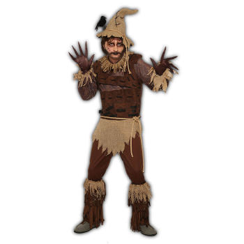 Rustic Scarecrow-Adult
