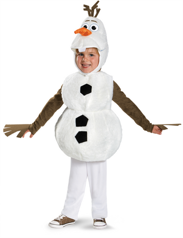 Olaf Deluxe-Child Costume