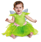 Tinker Bell Deluxe-Child Costume - ExperienceCostumes.com