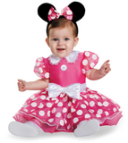 Minnie Mouse Pink Prestige-Infant Costume - ExperienceCostumes.com