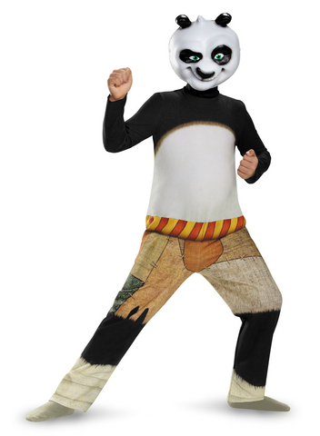 Panda Po Classic-Child Costume