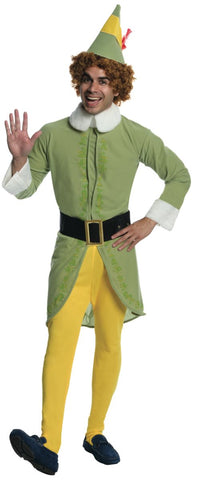 Elf's Buddy the Elf-Adult Costume