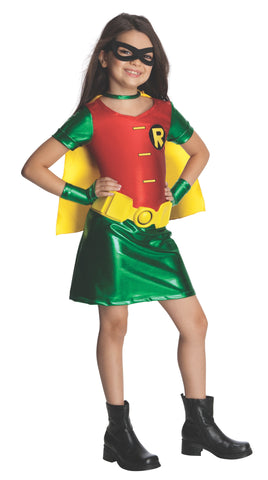 Robin Girl-Child Costume