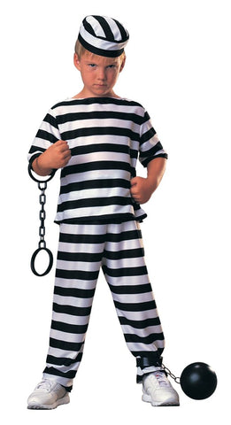 Prisoner-Child Costume