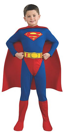 Superman-Child Costume