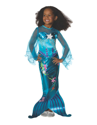 Magical Mermaid-Child Costume