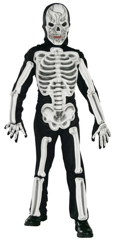 Skeleton-Child Costume