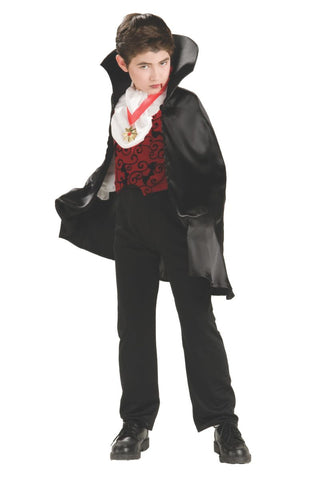 Transylvania Vampire-Child Costume