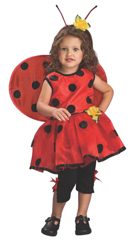 Ladybug-Child Costume